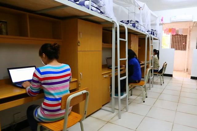 海南工商职业学院宿舍