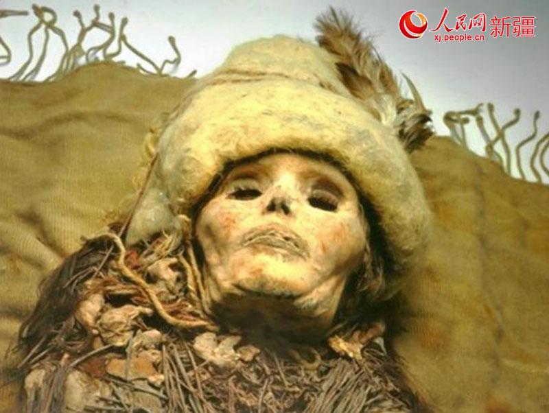 新疆若羌县出土世界最古老奶酪图