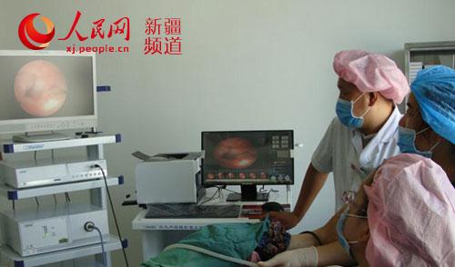 新疆塔城地区乌苏市人民医院妇