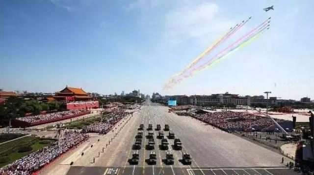 中国的抗战阅兵值不值?