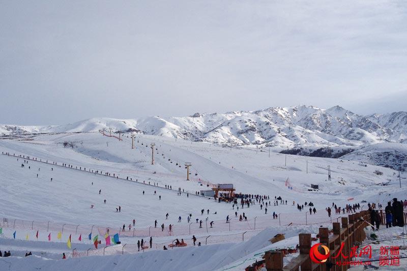 战赛1日在新疆额敏县举行