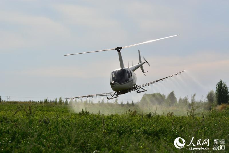 """""""这种用来喷洒农药的飞机"""