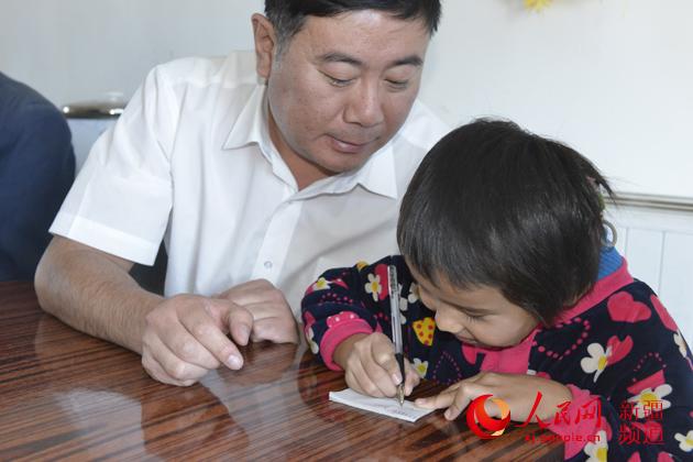 援疆宝贝和他的情趣爸爸--新疆高跟--人民网频道束美女儿图片