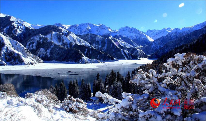 新疆天山の画像 p1_36