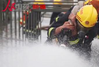 新疆官兵唱响十九大主旋律    新疆公安消防部队博州支队与克州支队创作歌曲《逐梦起航》