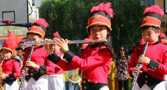 188bet首页市第18小学:让孩子爱上传统文化