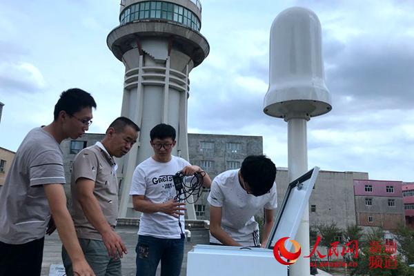 新疆空管局完成三维雷电探测系统安装调试工作cc彩票网
