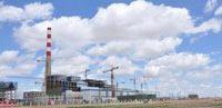 新疆库尔勒30亿立方米天然气项目奠基