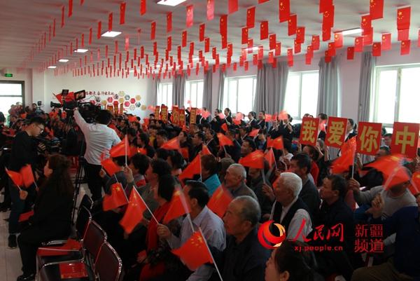 新疆塔城:草根宣�v�T�鬟f�h的好�音