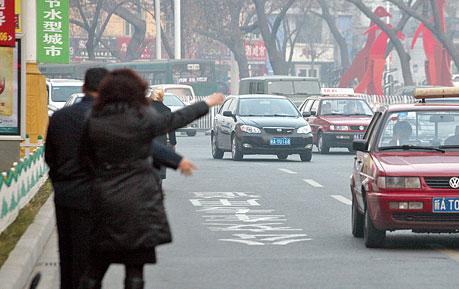 目前,乌鲁木齐市有出租车7940辆(其中区域车1493辆),万人拥有出租