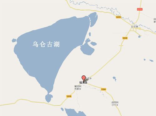 福海县人口_福海 新疆维吾尔自治区福海县 搜狗百科