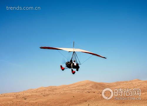 小三角翼飞机
